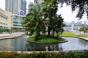 city centre park kl